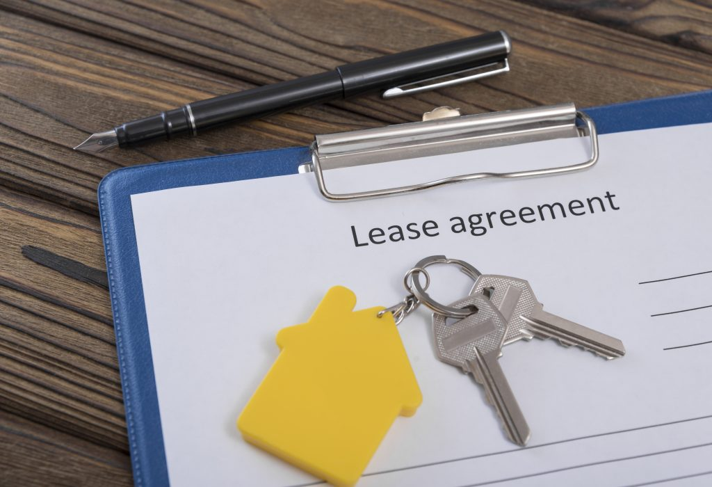 Your Moving Checklist needs to include a Lease Agreement with the Professional Moving Company