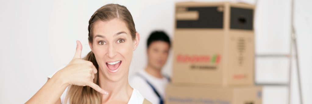 Moving Checklist for making Your Move comfortable includes you calling a Professional Moving Agency in.