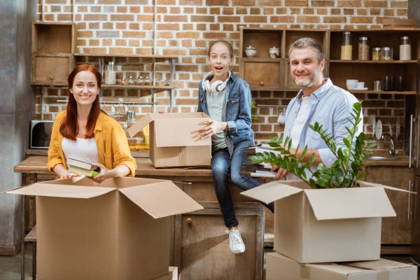 How To Help Your Teenage Kid With Moving