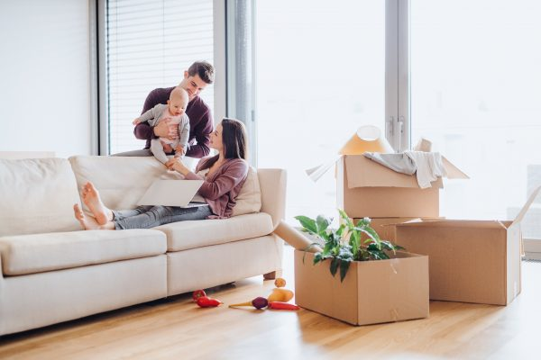 How To Plan Your Move When You Have A Baby On Board